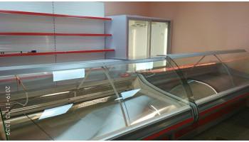 """Оснащение продовольственных магазинов холодильным оборудованием производства """"Ариада"""""""